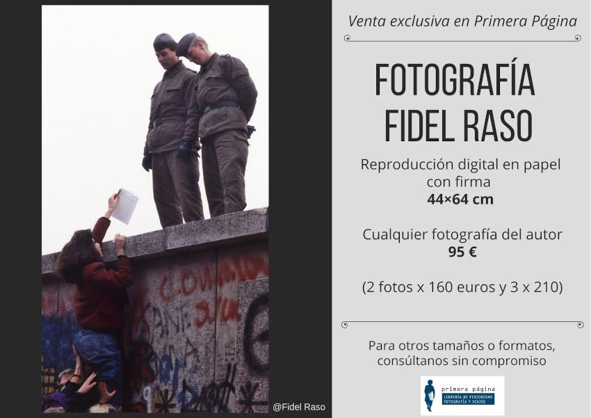 Venta fotos de Fidel Raso