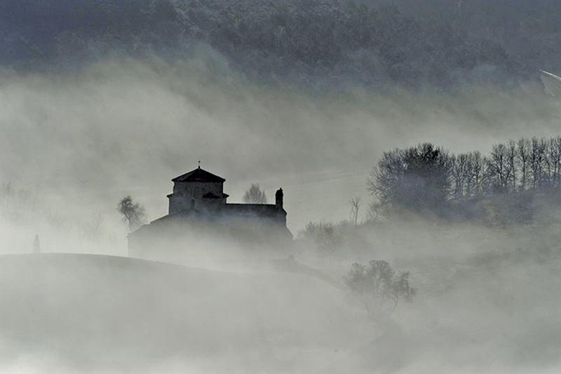 Niebla sobre la Anunciada